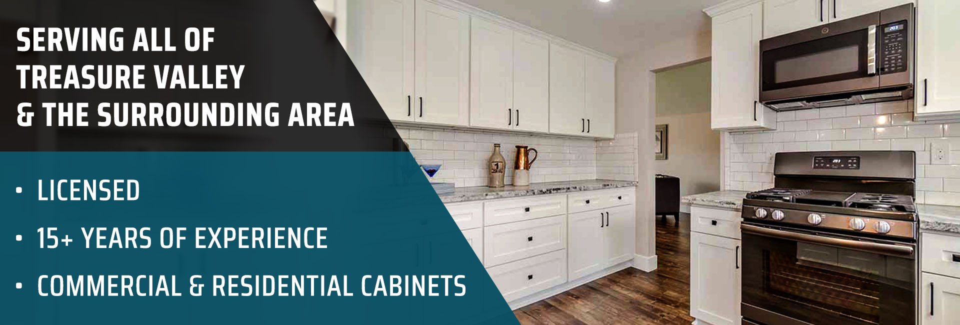 River City Cabinets Nampa Id